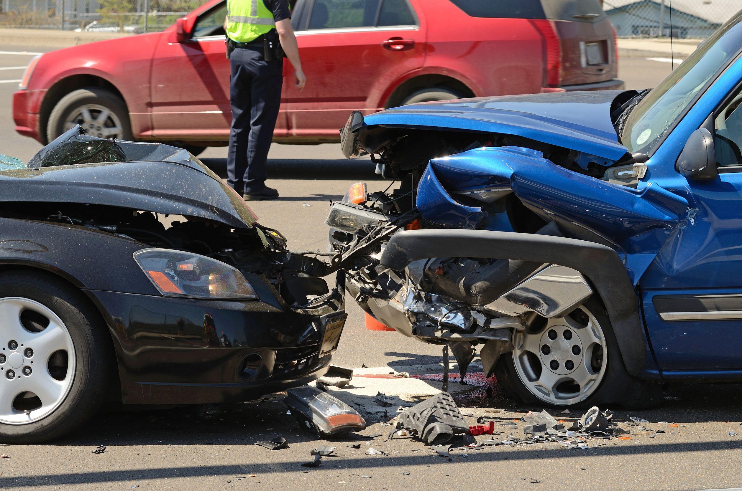 Route  Farmingdale Car Accident